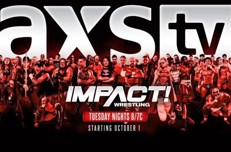 IMPACT Wrestling Image provided by IMPACT/AXS