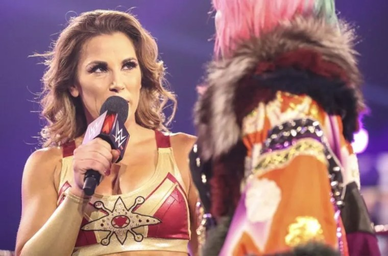 WWE, Mickie James (photo courtesy of WWE)