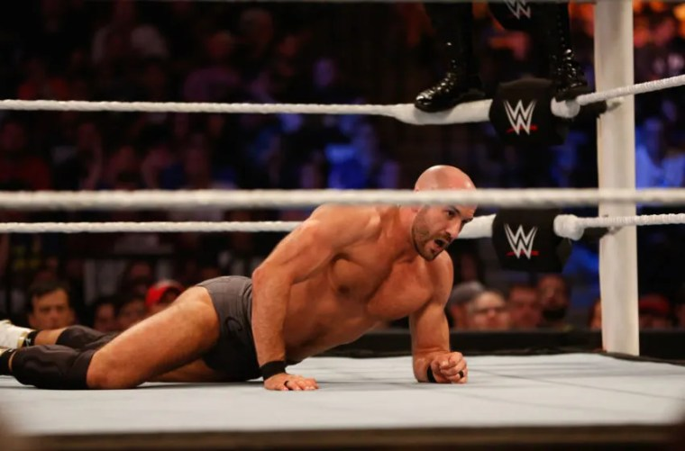 WWE, Cesaro (Photo by JP Yim/Getty Images)