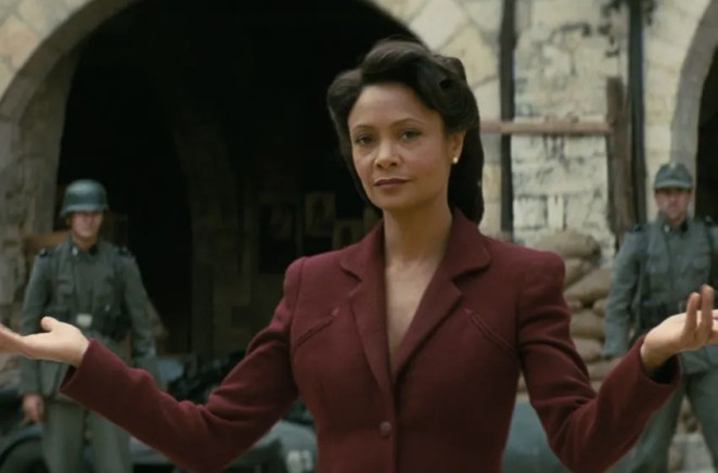 Thandie Newton as Maeve in HBO's Westworld Season 3 - Episode 6. Photo courtesy of HBO.