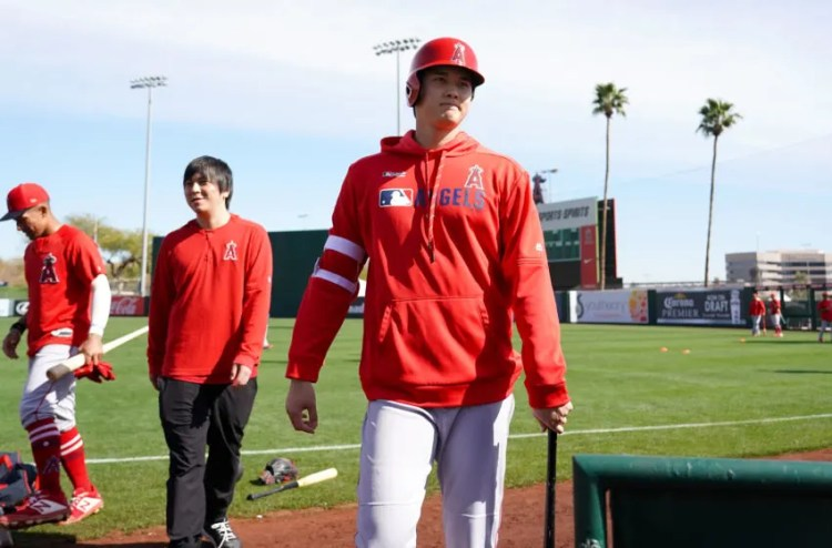 Los Angeles Angels: Shohei Ohtani is Coming Soon
