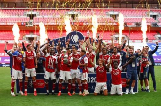 Arsenal Vs Chelsea: 5 things we learned - FA Cup Glory ...