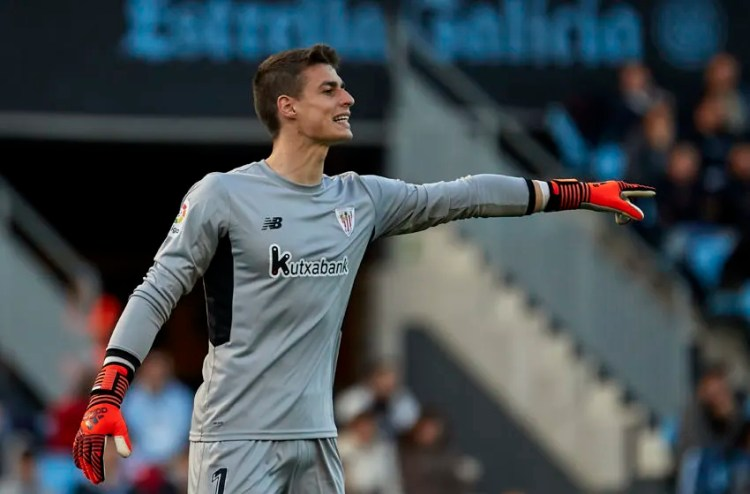 Real Madrid's first transfer target in January: Kepa ...