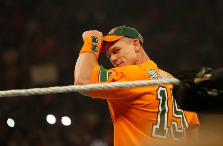 John Cena returns at WWE Money in the Bank in a surprise moment
