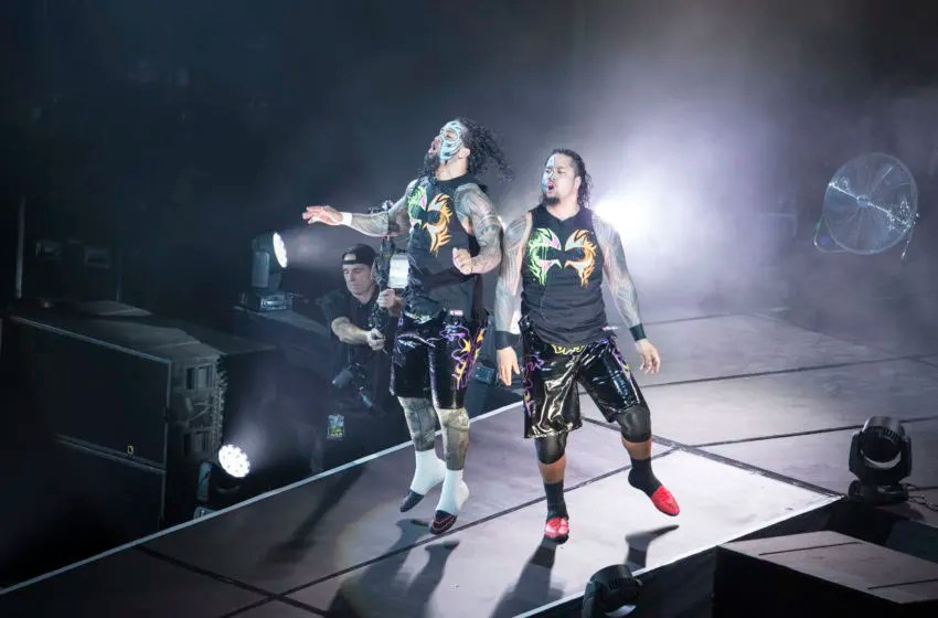Jimmy Uso arrested for DUI in Florida on Monday