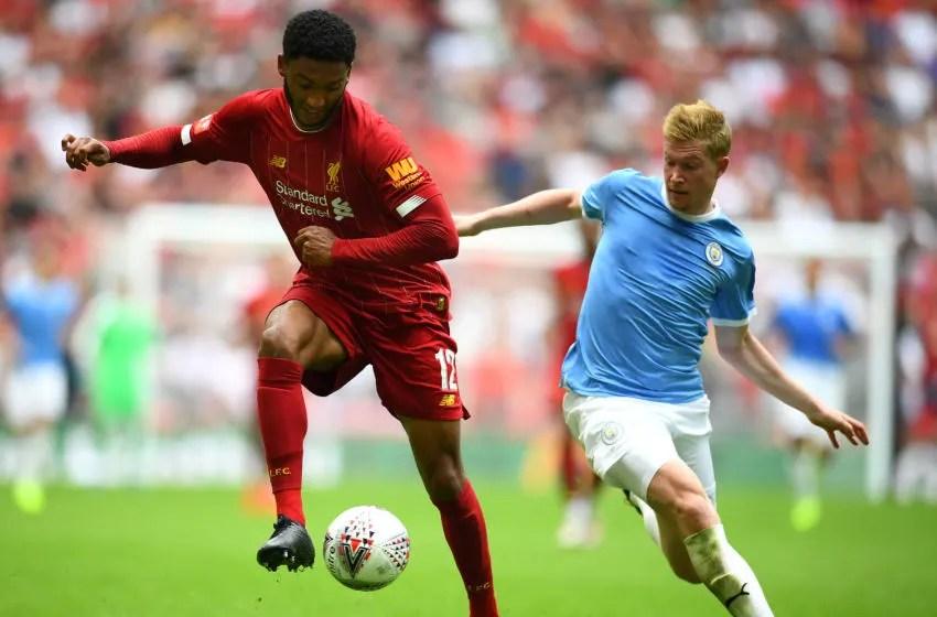 68+ Man City Vs Liverpool 5-0 Full Match
