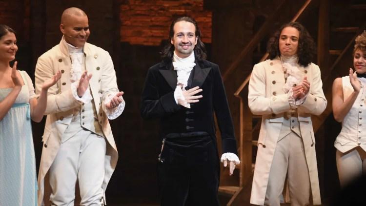 Disney+ to Stream Lin-Manuel Miranda's 'Hamilton' Musical in July ...