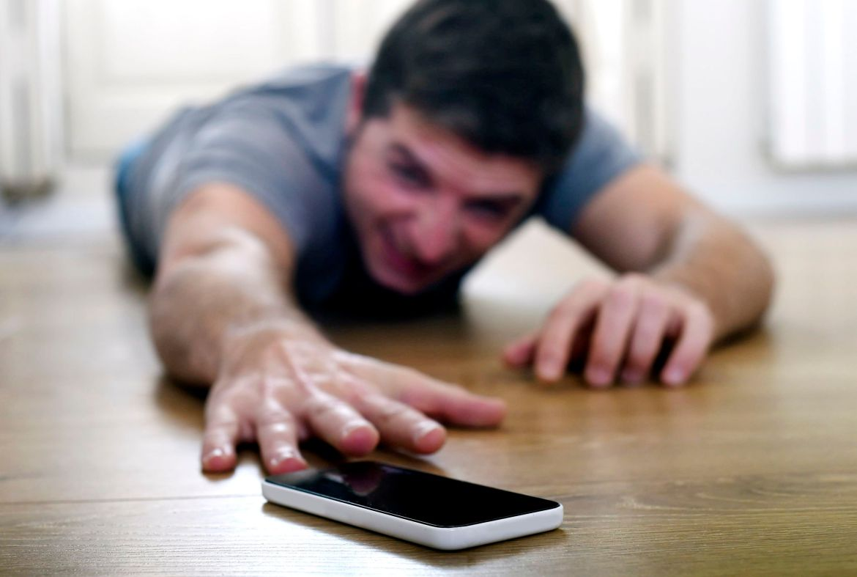 كيف نعالج رهاب فقدان الهاتف المحمول