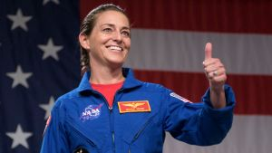 The first person on Mars is likely to be a woman, says the head of NASA