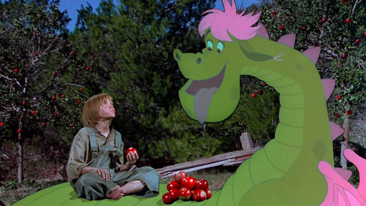 12 Brazzle-Dazzle Facts About Pete's Dragon | Mental Floss