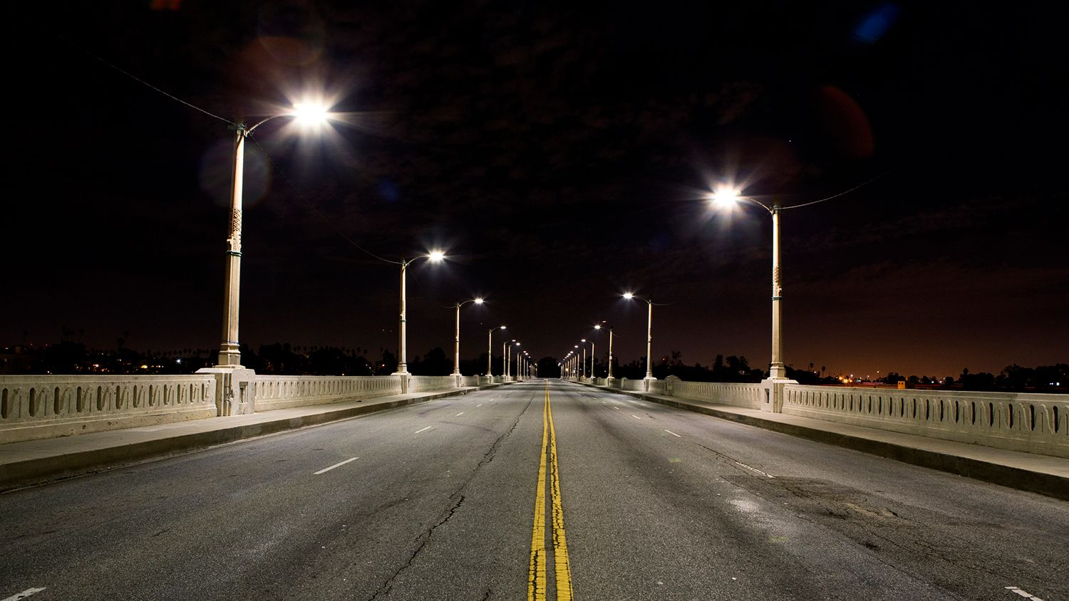 bright street lights can be bad for