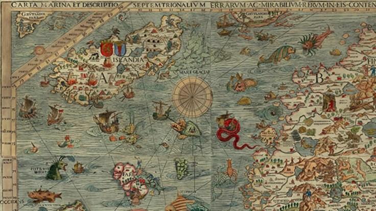 Olaus Magnus (1539) via Wikimedia Commons // Public Domain
