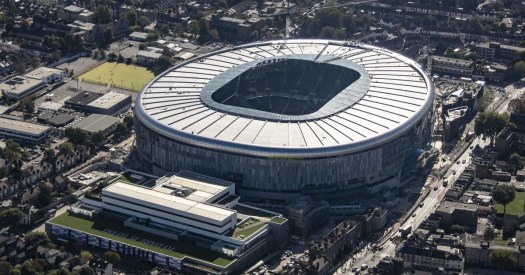 Tottenham Hotspur to Announce First Fixture at New Home as ...