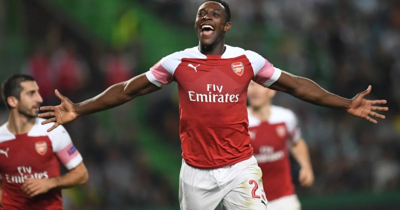Danny Welbeck's Exit From Arsenal Confirmed in Stadium Announcement During  Brighton Draw | 90min