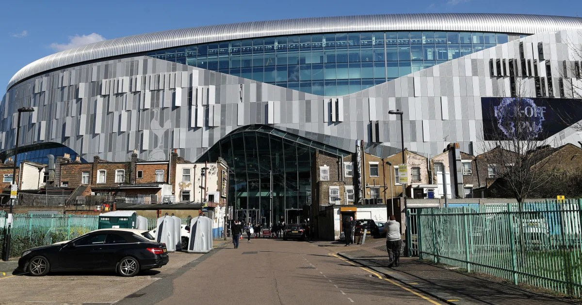 Tottenham Host First Event At New Stadium Ahead Of April Move 90min