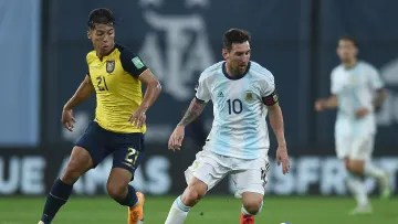 Argentina v Ecuador - South American Qualifiers for Qatar 2022 - Messi will try again to rub the lamp.