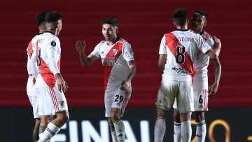Argentinos Juniors v River Plate - CONMEBOL Libertadores Cup 2021 - River is already in the quarterfinals and will now face Mineiro.