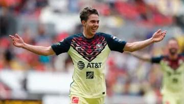 The player Francisco Córdova.