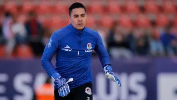 Felipe Rodríguez was discharged by Atlético San Luis and will now fight for the title with Hugo González in Bravos de Juárez.