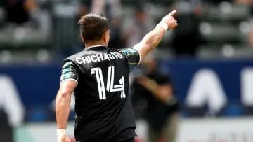 Javier Hernández the scorer of the MLS 2021 season