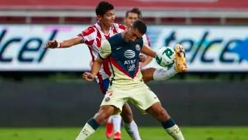 Chivas v America - Guard1anes Tournament Playoffs 2020 Liga MX