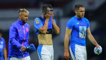 Cruz Azul will present more casualties for matchday 2