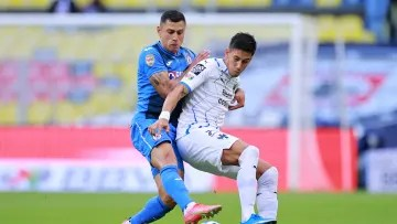Cruz Azul v Monterrey - 2021 Liga MX Opening Tournament