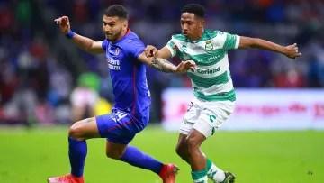 Cruz Azul v Santos Laguna - Final Tournament Guard1anes 2021 Liga MX