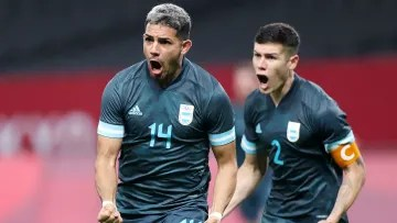 Egypt v Argentina: Men's Football - Olympics: Day 2