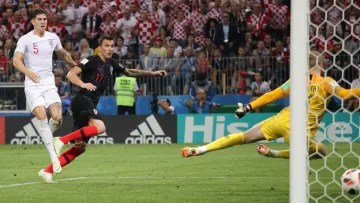 England and Croatia face off in Group D