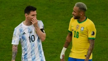 South America resumes its way to the World Cup in Qatar 2022