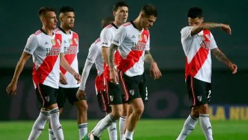 River Plate players