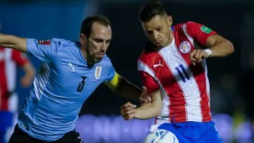 Uruguay and Paraguay meet again in the Copa América.