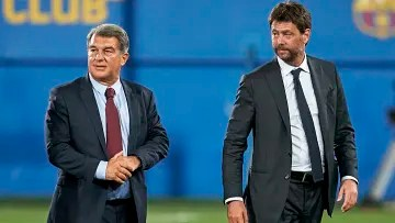 Laporta promised in campaign that Messi would follow