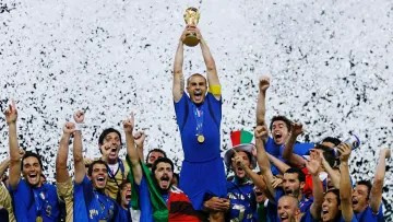 Final Italy v France - World Cup 2006