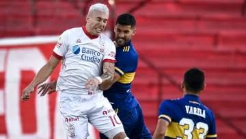 Huracan v Boca Juniors - Professional League Cup 2021