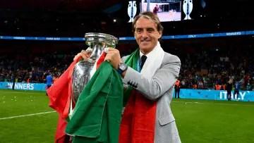 Roberto Mancini makes Italy champion