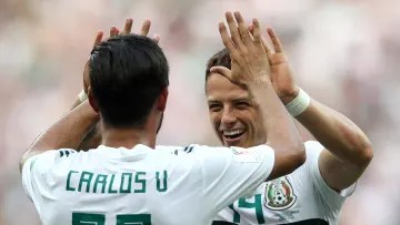 Javier Hernández and Carlos Vela, options to be captains in the MLS All-Star Game