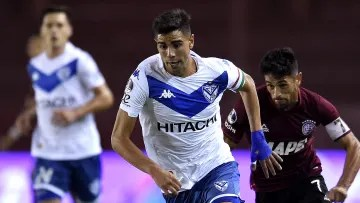 Velez Sarsfield defender Lautaro Giannetti is still in Necaxa's plans for Apertura 2021 and has already launched an offer.