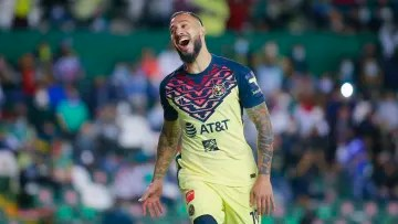 Argentine Emanuel Aguilera scored the only Americanist goal
