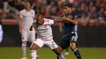 Los Angeles Galaxy v Real Salt Lake in MLS