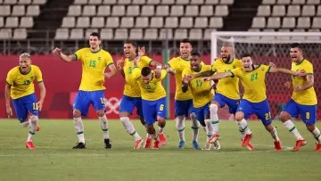 Brazil will defend gold in the final