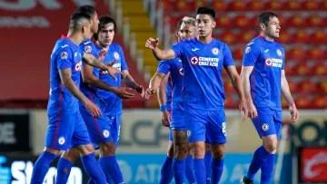 Necaxa v Cruz Azul - Guard1anes Tournament 2021 Liga MX