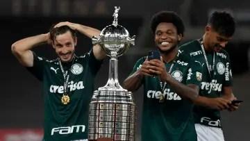 Palmeiras v Santos - CONMEBOL Libertadores Cup 2020 Final - Palmeiras will seek to lift the Cup again.