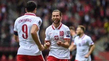 Poland is second in group I