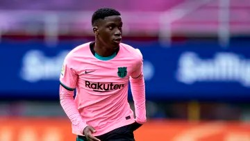 Moriba could be on the way out at Barcelona