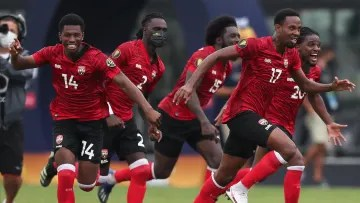 Trinidad and Tobago beat Guyana on penalties and will now play the 2021 Gold Cup.