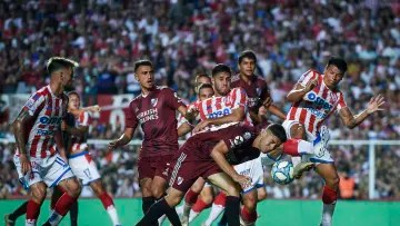 Union v River Plate - Superliga 2019/20 - River and Unión will meet again, this time at the Monumental.