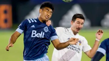 Vancouver Whitecaps and LA Galaxy meet next Sunday, August 8, at the end of the MLS matchday.