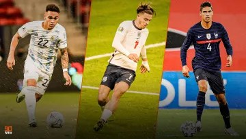 Lautaro, Grealish and Varane: one of the most sought-after players on the market